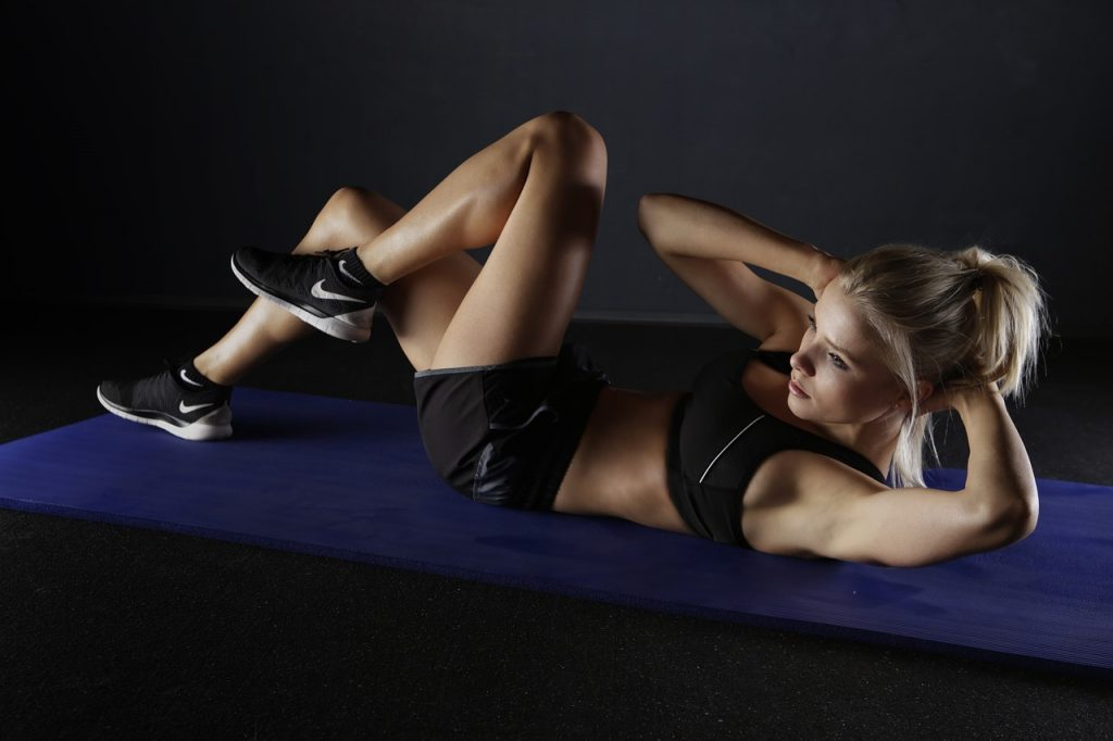 Exercise helps in Psoriasis