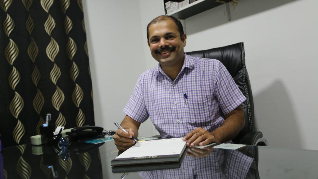 Dr Chaithanya KS