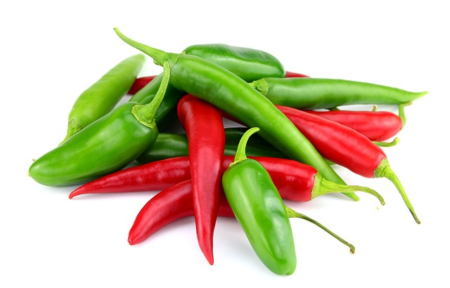 Capsaicin in psoriasis