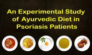 Ayurvedic Diet in Psoriasis