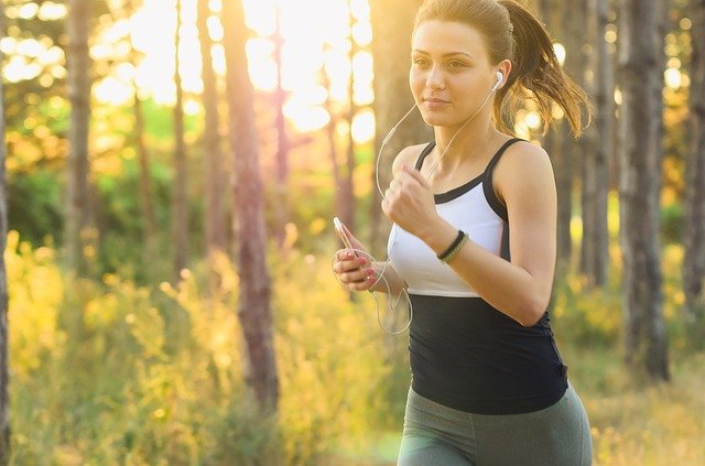 Exercise to reduce stress in psoriasis