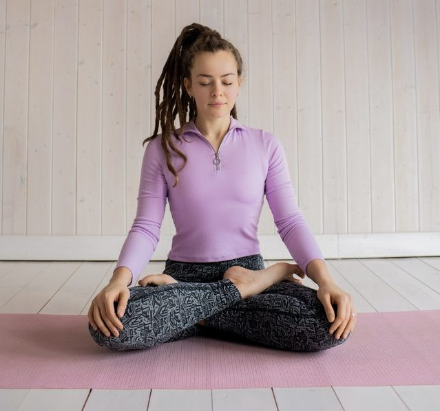 Breathing Exercise to reduce stress in psoriasis